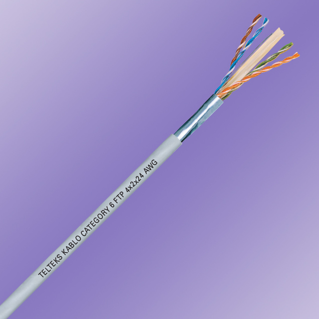 CATEGORY 6 FTP 4x2x24 AWG